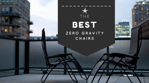 Best Zero Gravity Chairs For Yard Relaxation