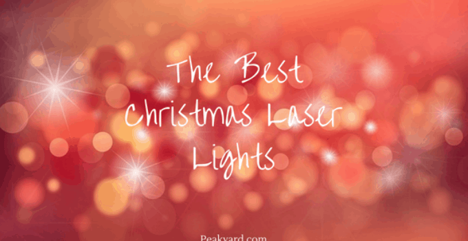 best christmas laser light projectors
