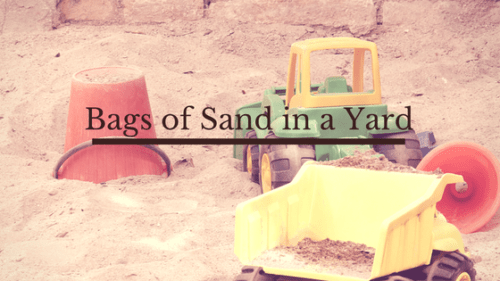 How Many Bags Of Sand In A Yard