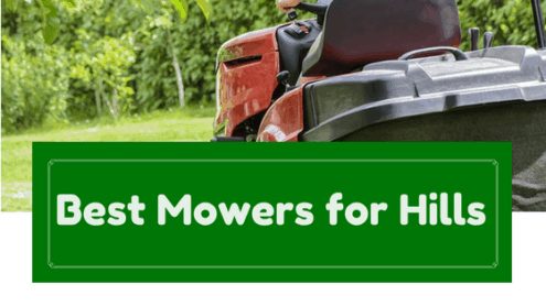 Mower For Hills