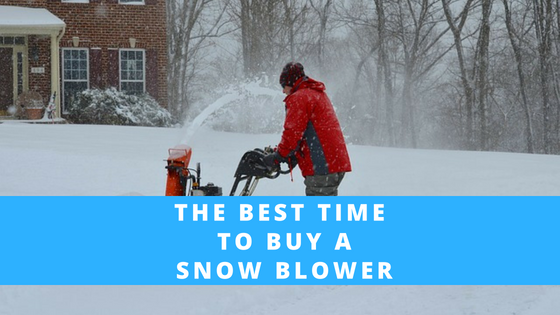 Snow Blower Deals