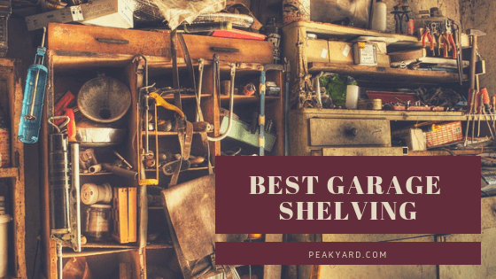 best garage shelves