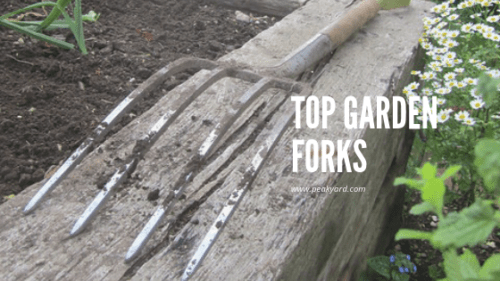 The Best Garden Forks For The Home Garden