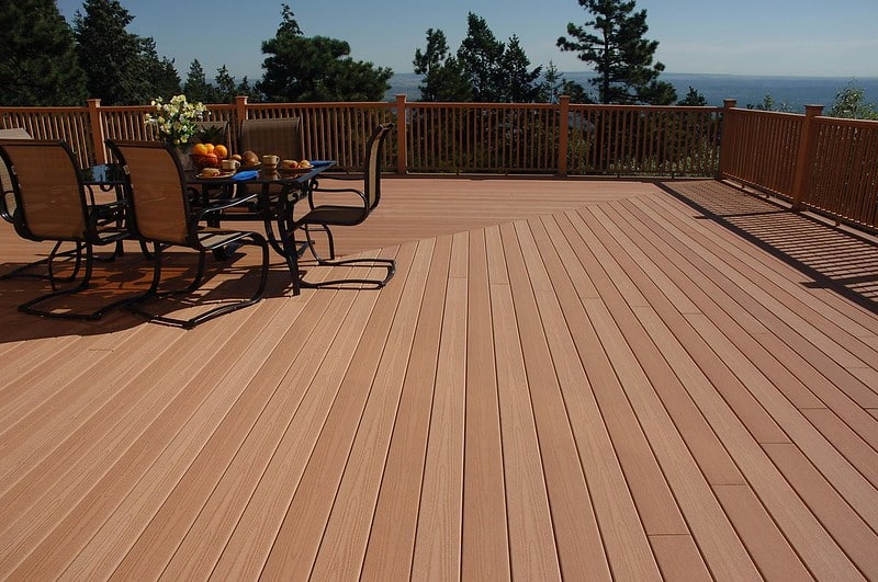 Can You Power Wash A Composite Deck?