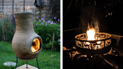 Chiminea Vs Fire Pit –  What's The Difference?